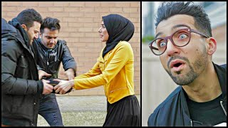 WHEN YOU ROB YOUR WIFE | Sham Idrees