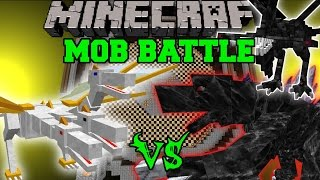YOUNG ADULT PRINCE VS NIGHTMARES & MOBZILLA - Minecraft Mob Battles - OreSpawn Mods