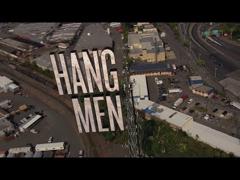 "Hang Men - ""The Climb"""
