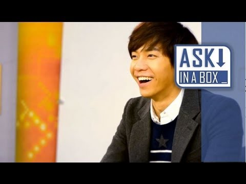 ASK IN A BOX: Lee Seung Gi(이승기)_Return(되돌리다) [ENG SUB]