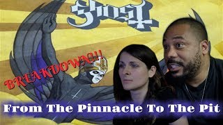 Ghost From The Pinnacle To The Pit Reaction!!!