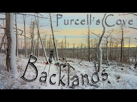 The Purcell's Cove Backlands. Halifax, Nova Scotia