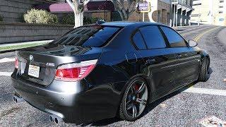 GTA SA BMW M5 E60 (MOD) Android