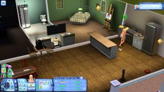 Let's Play Die Sims 3 Showtime #080 Faulenzen in der Porno-WG