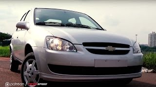 Avaliação Chevrolet Classic Vhce 2016 | Canal Top Speed
