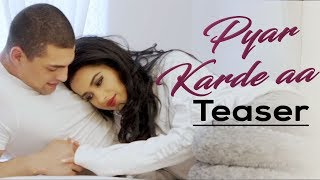 Pyar Karde Aa | Official Teaser | Sara Gurpal | New Punjabi Song 2019 | Yellow Music