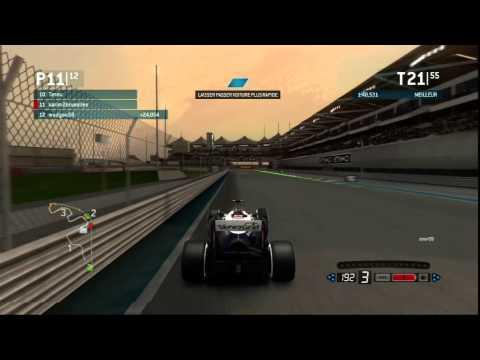 f1 2013 abu abi GAMERS-ONLINERS GP2