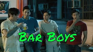 Bar Boys Full Movie (Tagalog w/ English Subs)- Carlo Aquino, Rocco Nacino, Enzo Pineda Kean Cipriano