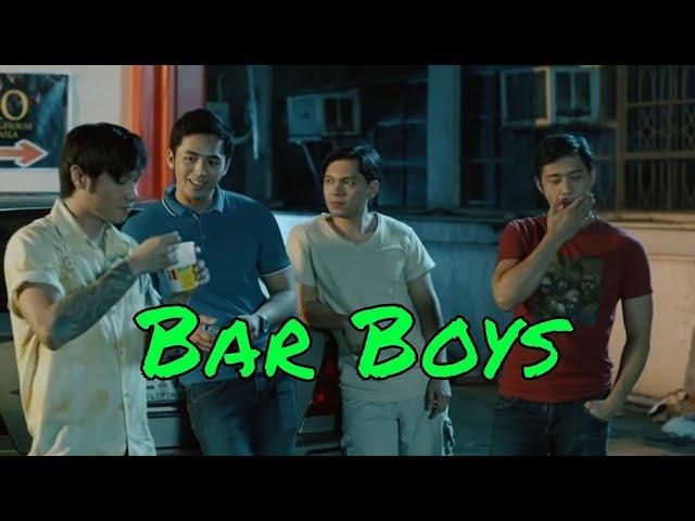 Bar Boys Full Movie (Tagalog w/ English Subs)- Carlo Aquino, Rocco Nacino, Enzo Pineda Kean Cipriano