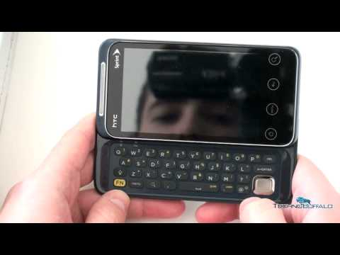 HTC Evo Shift 4G Unboxing