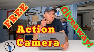 FREE Apeman A79 4K Action Camera! Review & Giveaway