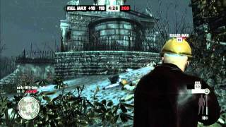 Max Payne 3 Local Justice DLC M4 Gameplay (FOWG)