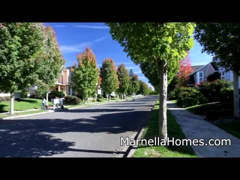 Vancouver Townhomes | Marnella Homes - Fishers Landing