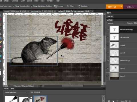 Repeat Photoshop Tricks : How to Create a Multilayer Stencil