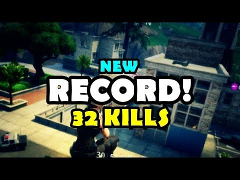 Solo VS Squads 32 Kills - Xbox World Record! (Fortnite ...