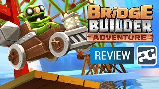 BRIDGE BUILDER ADVENTURE | Pocket Gamer Review