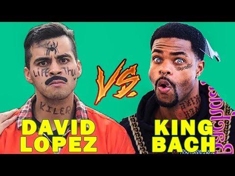 David Lopez Vines Vs King Bach Vines (W/Titles) Best Vine Compilation 2017