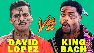 David Lopez Vines Vs King Bach Vines (W/Titles) Best Vine Compilation 2017