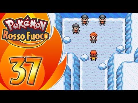 Pokemon Rosso Fuoco ITA [Parte 37 - Grotta Gelata]