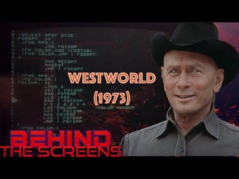 Westworld: the first film with CGI (and its source code)