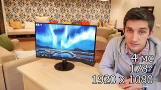 Мониторы Acer SA0 тоньше большинства смартфонов - 6,6 мм!