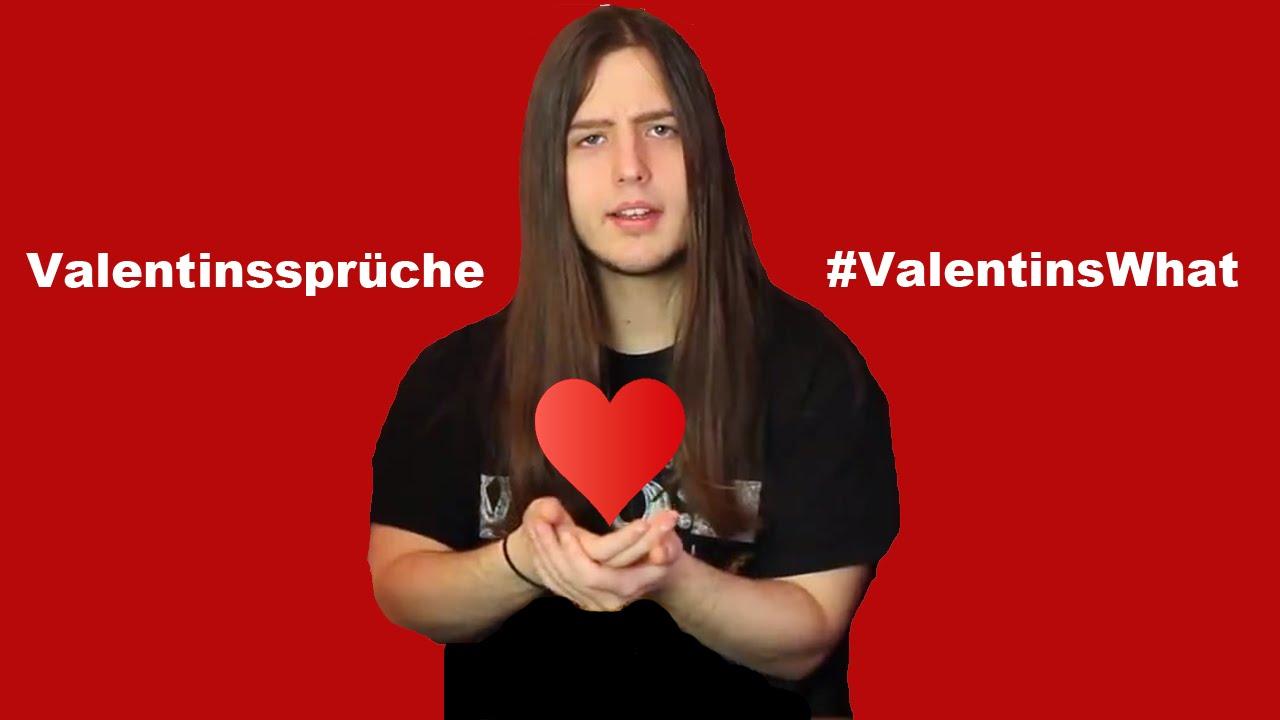 Valentinssprüche Kommentiert #ValentinsWhat