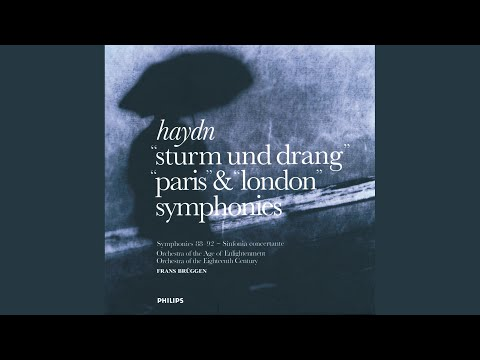 "Haydn: Symphony in B flat, H.I No.85 -""La Reine"" - 4. Finale (Presto)"