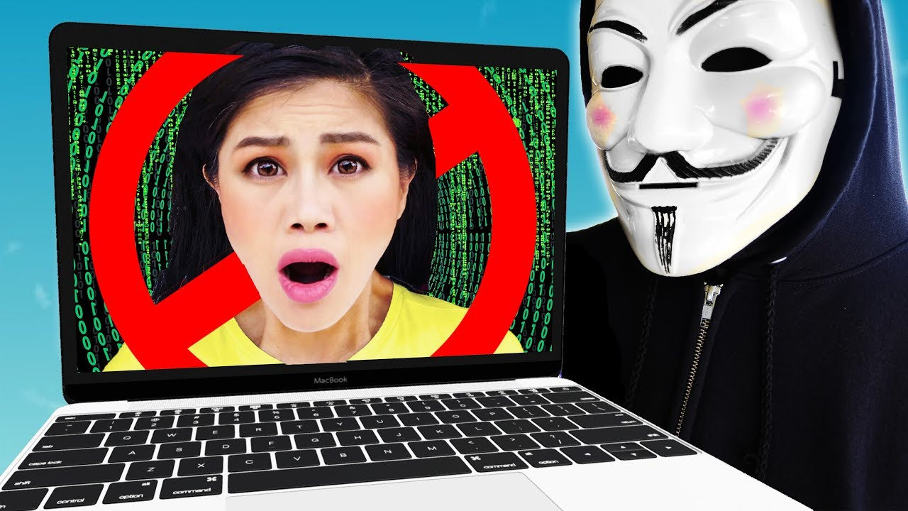 My YouTube is HACKED! Which YouTuber will Project Zorgo Hackers Challenge a  Spy Ninja Battle Royale?