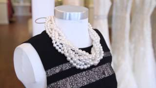 What Does a Girl Wear to a White Tie Wedding? : Wedding Fashion for Women