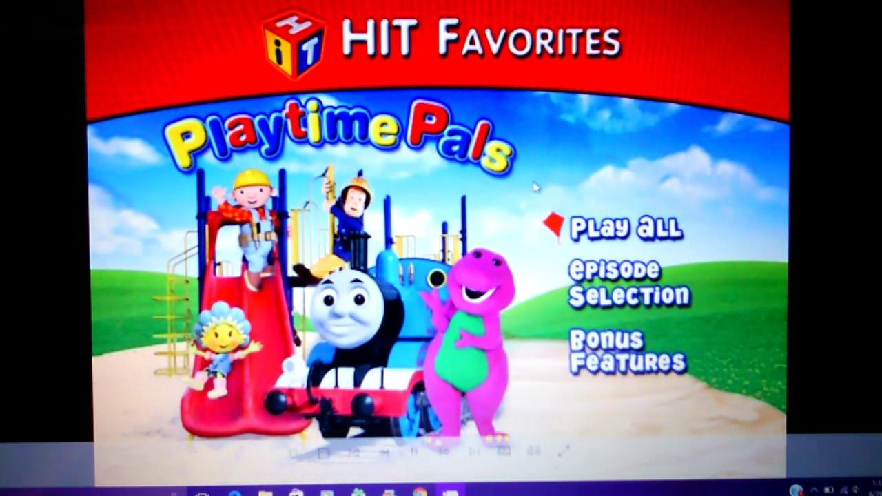 Hit Favorites School Days: HIT FAVORITES- Playtime Pals