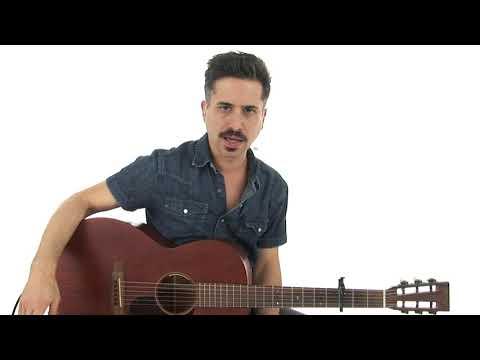 Acoustic Rhythm Guitar Playbook - It's a Staple - Corey Congilio