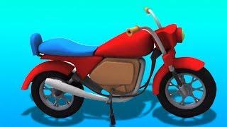 Pembentukan basikal | Kartun untuk ...