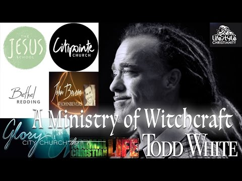 A Ministry of Witchcraft | Todd White, Heidi Baker, John Bevere, Jesus School & More