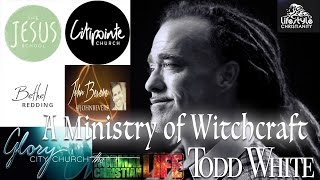 A Ministry of Witchcraft   Todd White, Heidi Baker, John Bevere, Jesus School & More