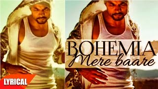 Download Hindi Video Songs - Mere Baare (Lyrical Video) | Bohemia | Punjabi Lyrical Video | Speed Records