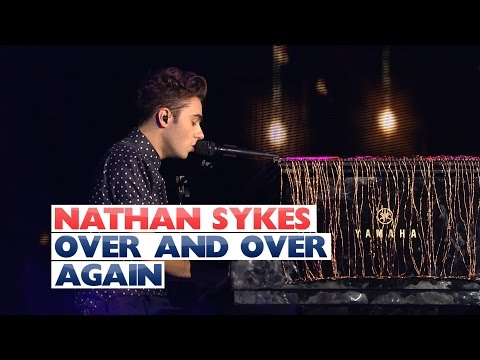 Nathan Sykes - 'Over and Over Again' (Live At The Jingle Bell Ball 2015)