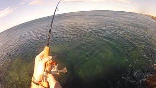 Simple Rock Fishing