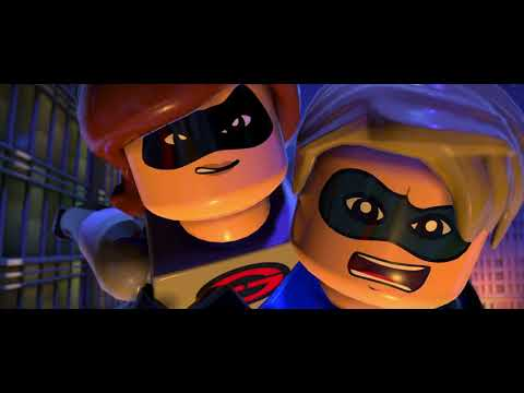 LEGO The Incredibles Walkthrough Part 3 - Revelations
