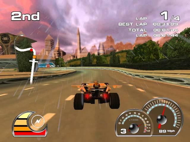 Let's Play LEGO Drome Racers Part 24 - Expert MCR 7