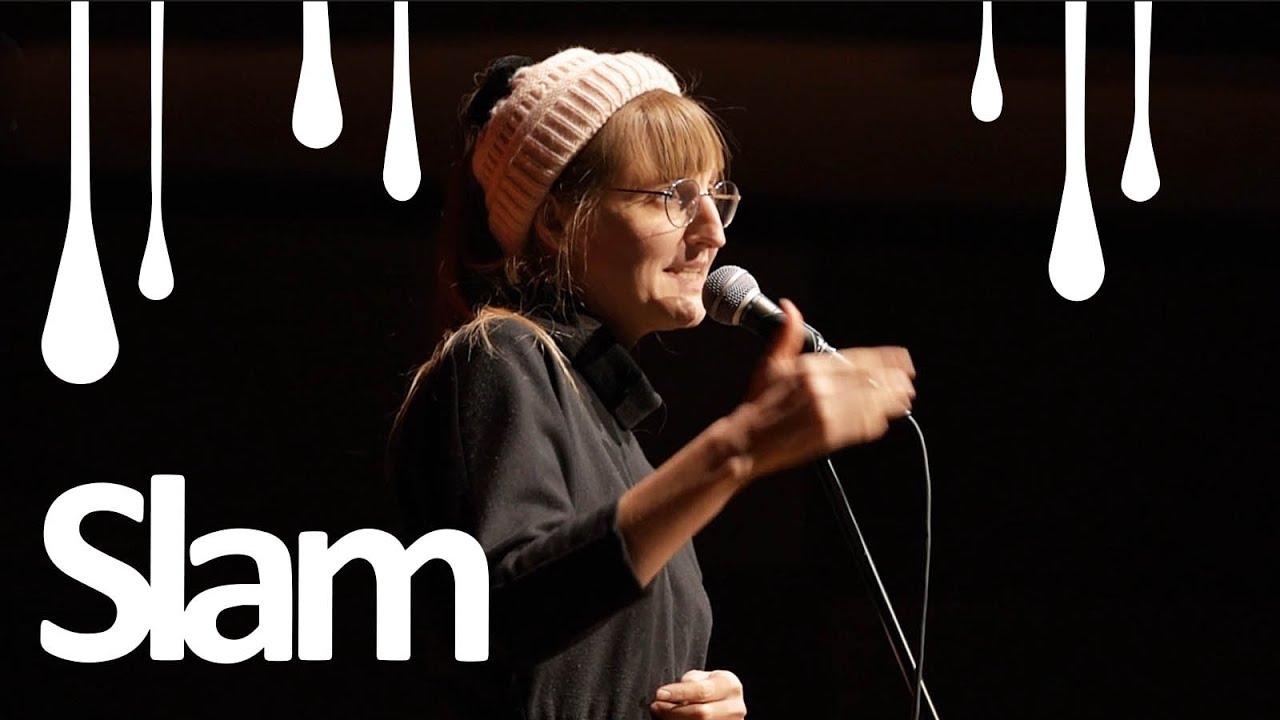 Adina Wilcke - Disstrack: Im Gegensatz zu dir bin ich nüchtern nicht schüchtern