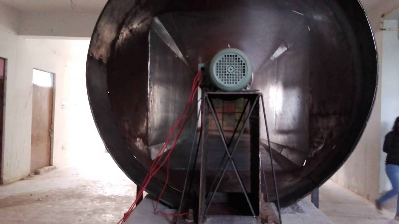 Axial Fans For Tunnels : Hand made axial fan for wind tunnel youtube