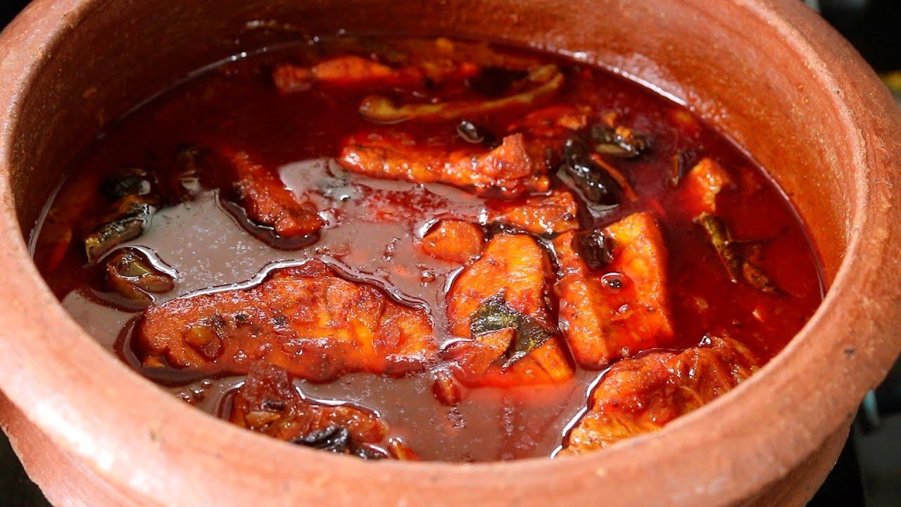 Download Kottayam Style Fish Curry - Kerala Fish Curry Recipe - കോട്ടയം സ്റ്റൈല് മീന് കറി/Kerala Meen Curry