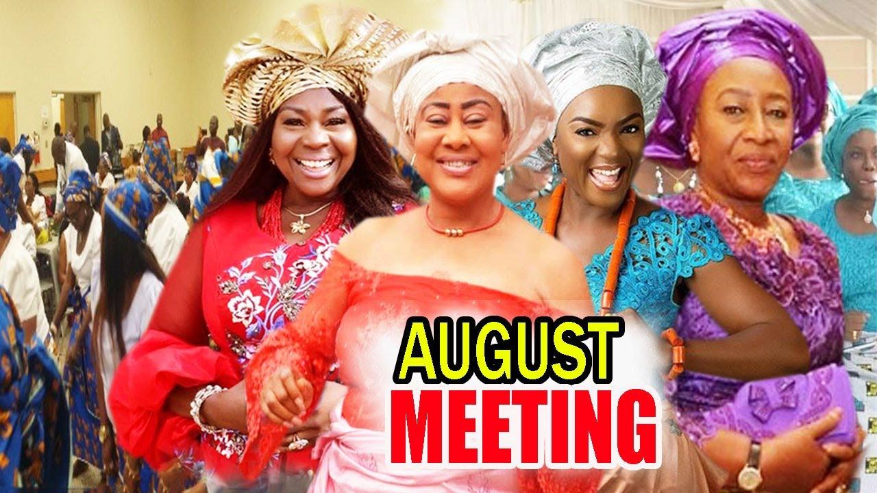 Download August Meeting Season 1-  New Movie   Ngozi Ezeonu   2020 Latest Nigerian Movie.