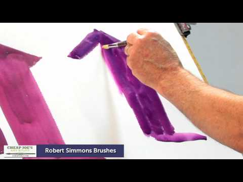 Watercolor Techniques with Don Andrews - Creating Edge Quality