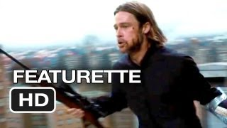 world war z featurette 1 2013 brad pitt zombie movie hd