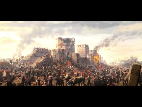 حكاية فتح القسطنطينية ومشاهد لأسوار وقلاع المدينة