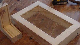 видео Окна из древесины