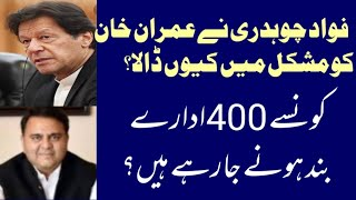 Who is behind conspiracy against Imran Khan. Which 400 government institutions will be closed?