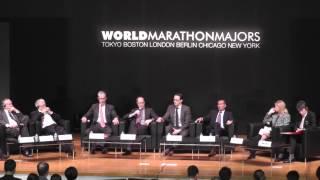 東京マラソン2013 スポーツシンポジウム 2013.2.22