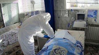 В России за сутки выявили 16710 новых случаев коронавируса